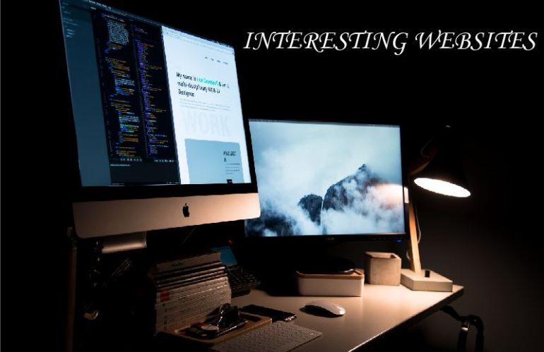 top interesting websites