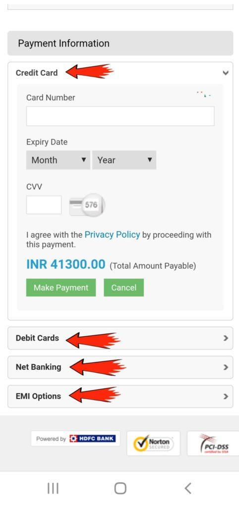 payment PM AC YOJANA