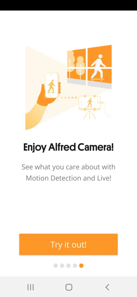 Turn Old Phone Into Security Camera | The Info Seekers Hub