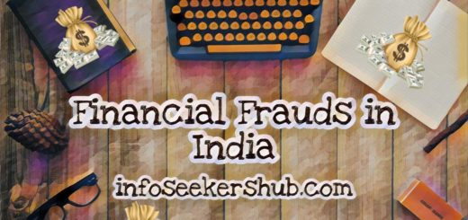 Financial frauds in india