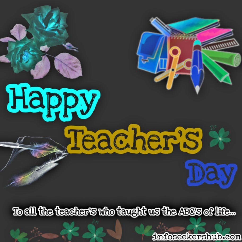 Teacher's Day 10