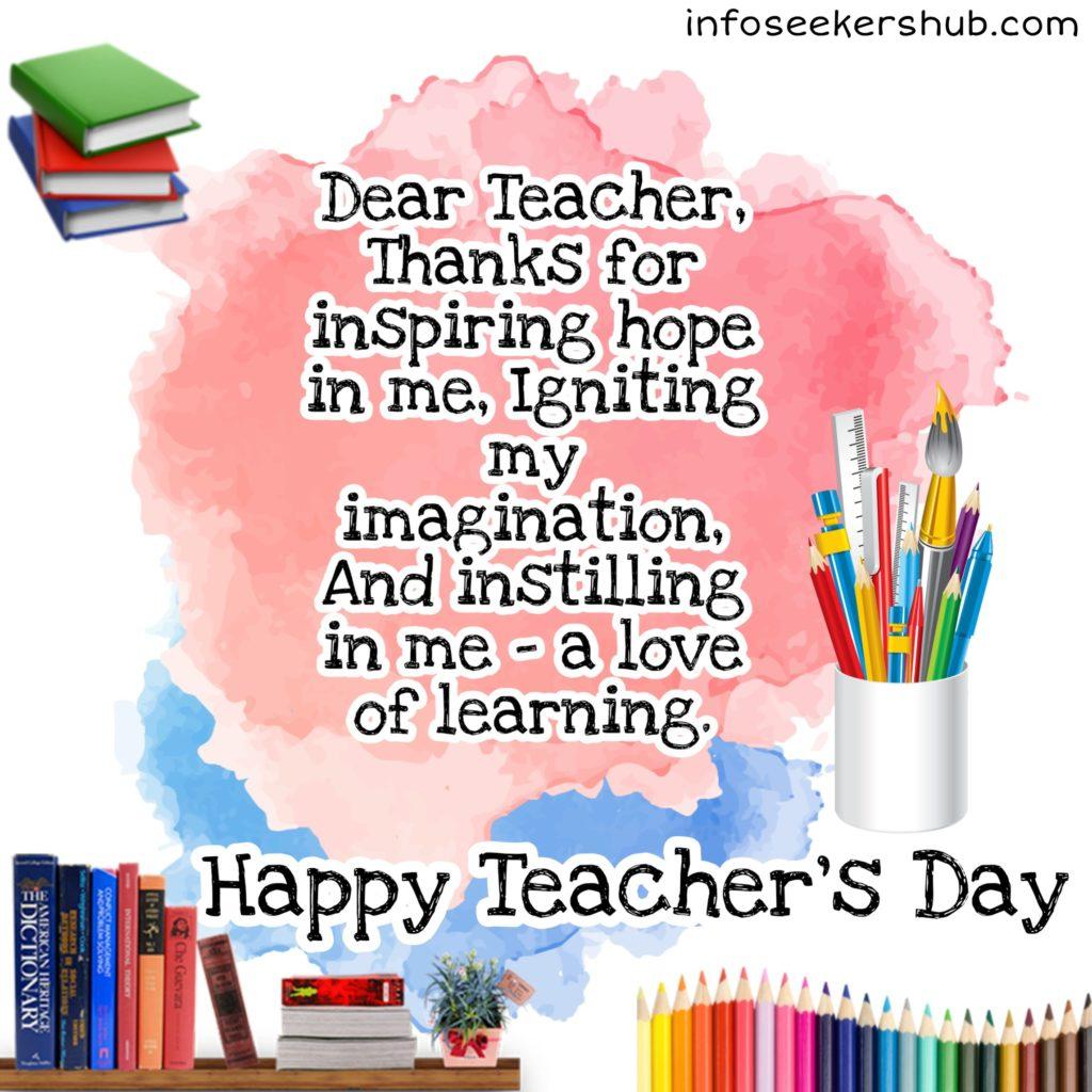 Teachers day 2