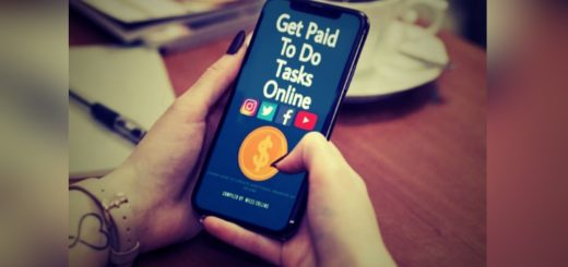 Get Paid To Do Tasks Online