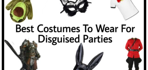Best Costumes To Wear For Disguised Parties